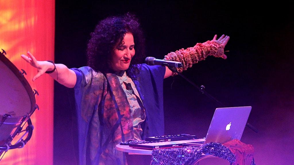 Aida Nadeem. Foto Jonna Spiik Sveriges Radio