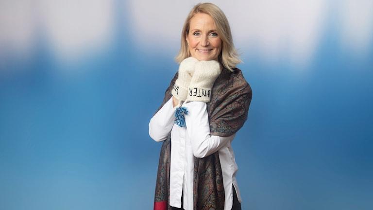 Vinter i P1. Foto: Mattias Ahlm/Sveriges Radio