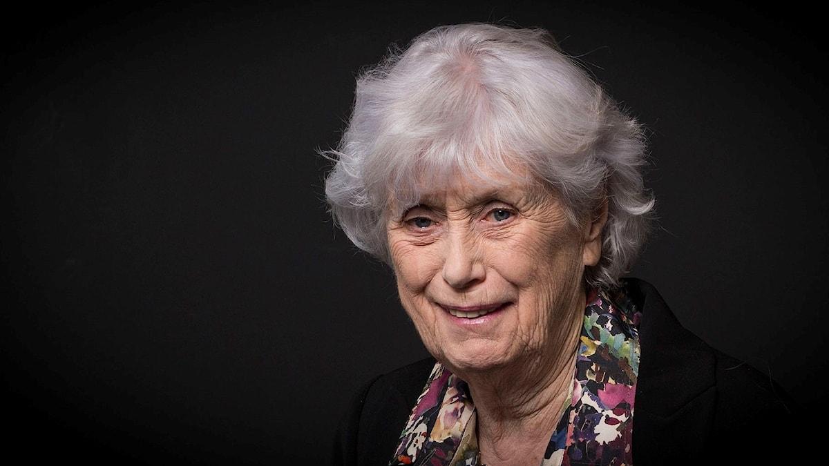 Författaren Kerstin Ekman har skrivit romanen Händelser vid vatten
