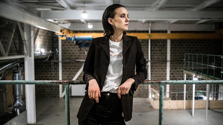 Hanna Järver. Foto: Hannah Nyström