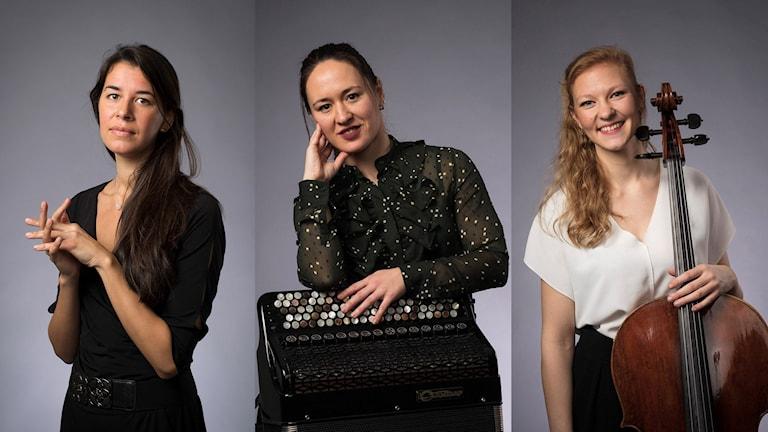 Finalister till Solistpriset 2018 och P2:s artist 2018-2019.