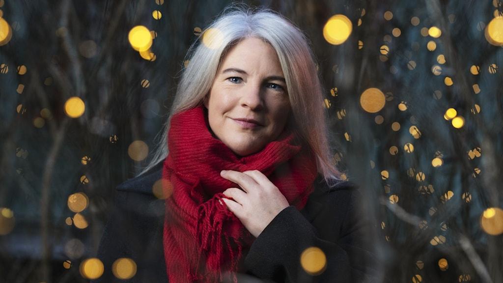 Sara Stenholm, julvärd i P1.