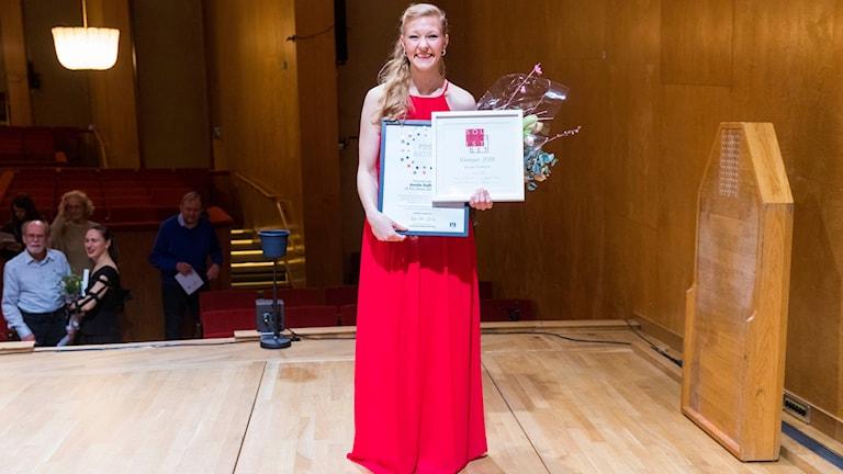Amalie Stalheim, cello, vinnare av Solistpriset 2018 och P2:s Artist 2018-19.