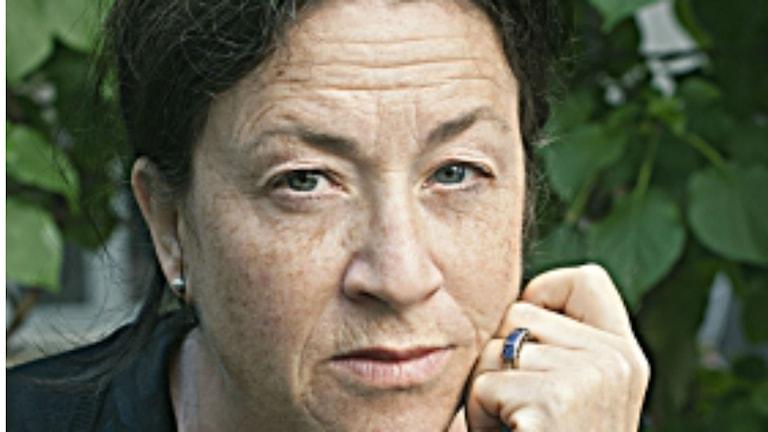 Ann Jäderlund. Foto: Ulla Montan