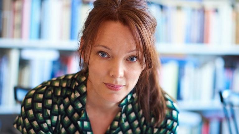 Nina Wolff författare till romanen Köttets tid