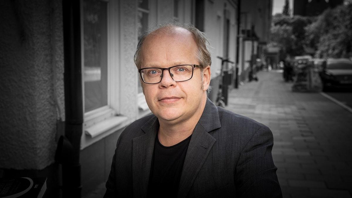 Magnus Västerbro, programledare för Kända citat i P1