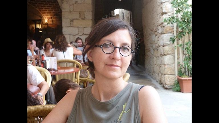 Caterina Pascual Söderbaum. Foto: Steve Sem-Sandberg