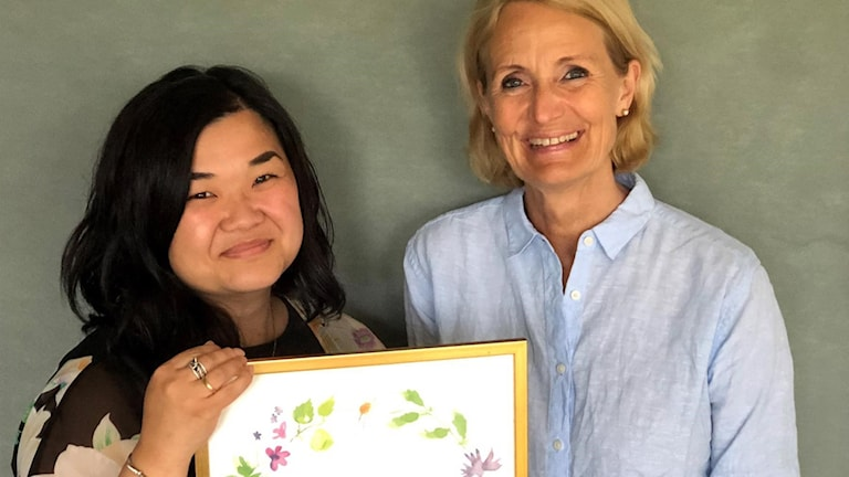 Madeleine In Hwa Björk, Lyssnarnas Sommarvärd 2019, och Sommar i P1:s programchef Bibi Rödöö