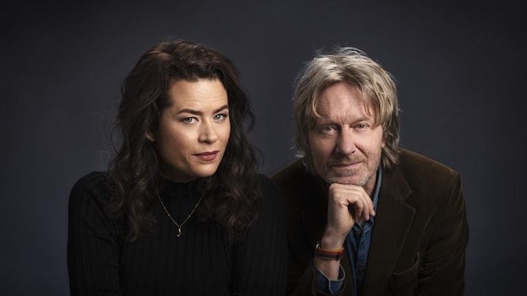 Liv Strömquist och Bengt Ohlsson är nya programledare för Allvarligt talat i P1