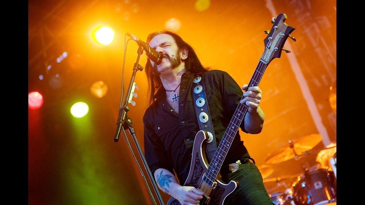 Lemmy Kilmister i Motörhead