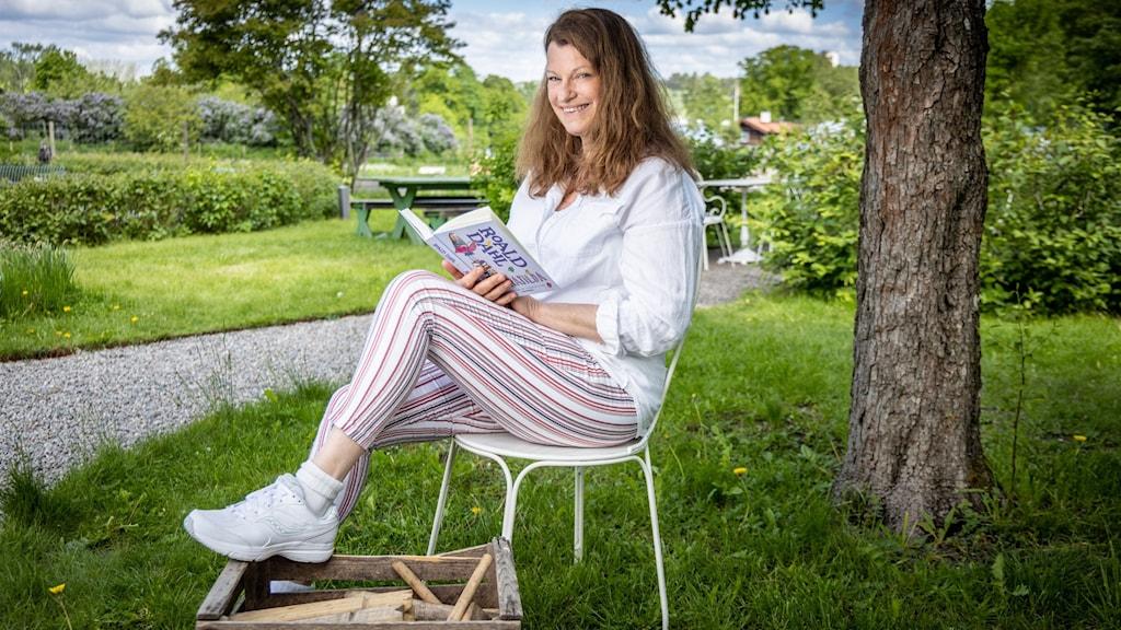 Charlott Strandberg läser Roald Dahls Matilda