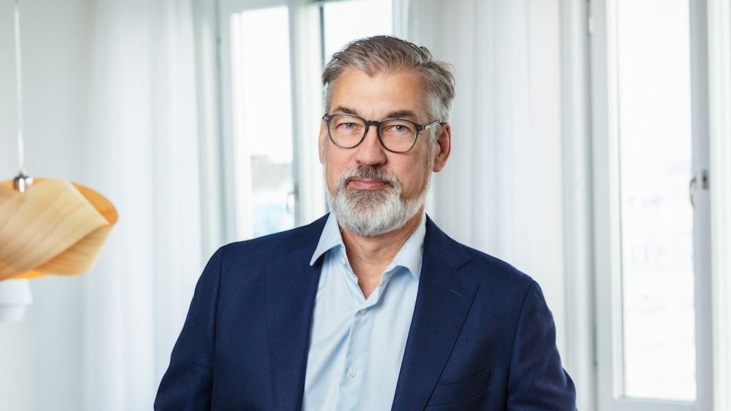 Olov Carlsson Biträdande programdirektör Sveriges Radio