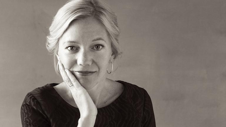 Maja Lunde, författare till romanen Blå