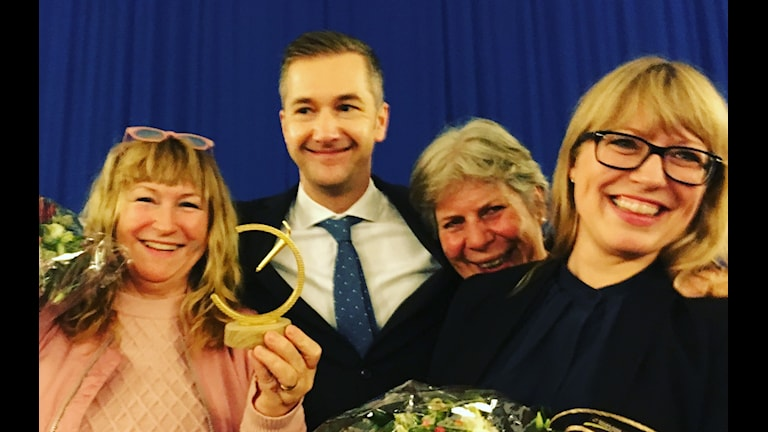 Vinnare Global Constructive Journalism Award