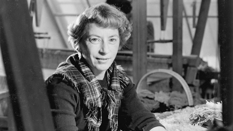 Viola Gråsten (1950). Foto Erik Holmén.