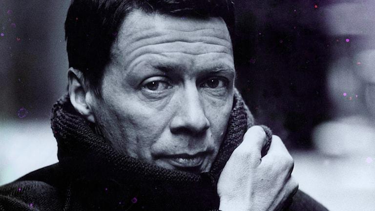 Allan Edwall, bild från 50-talet