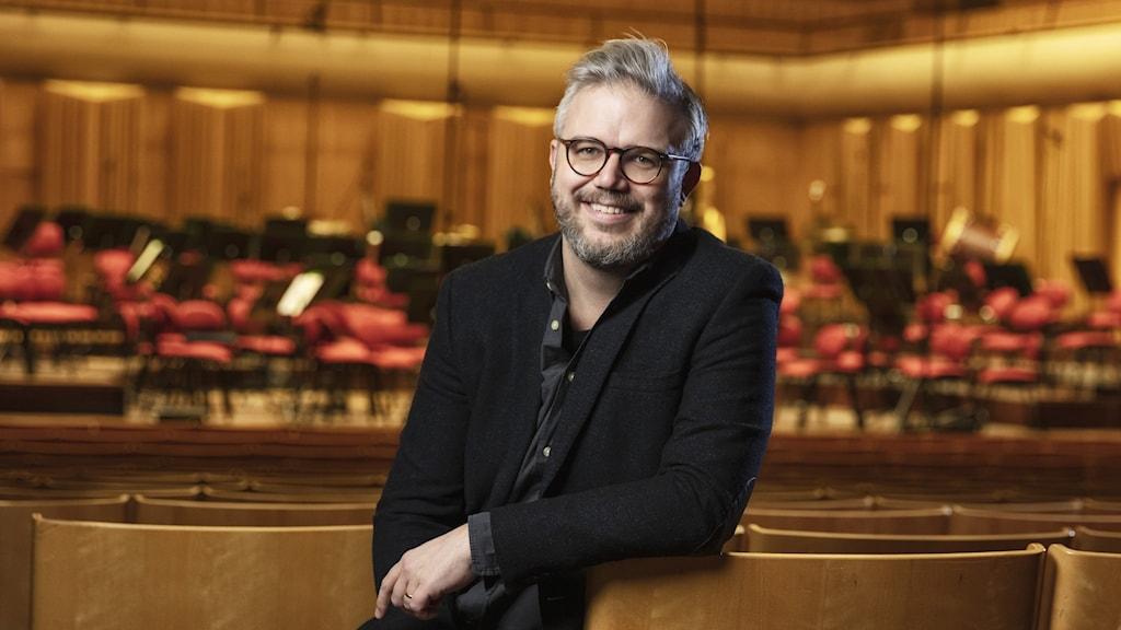 Karl Thorson Foto: Mattias Ahlm/Sveriges Radio