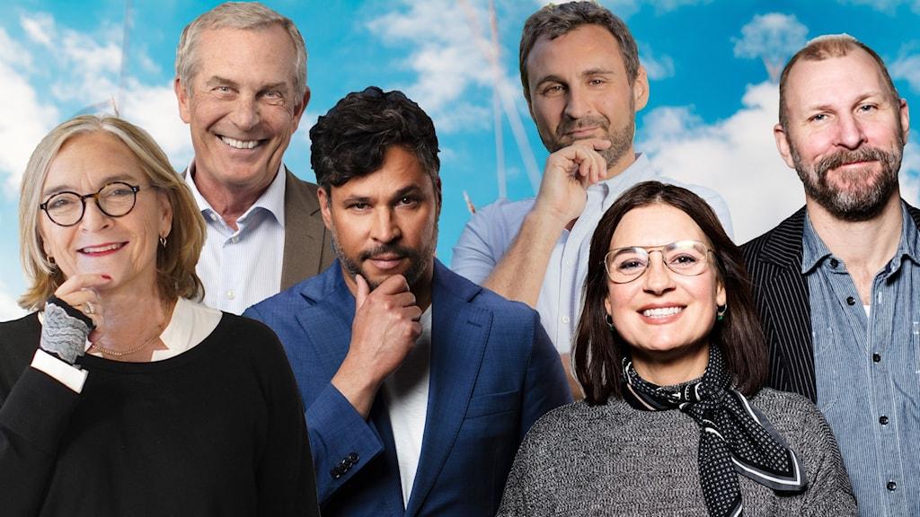 Samtliga programledare i Sommartalkshow