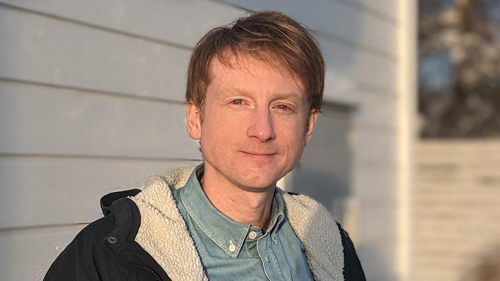 Staffan Mälstam, tillträdande kanalchef P4 Gävleborg