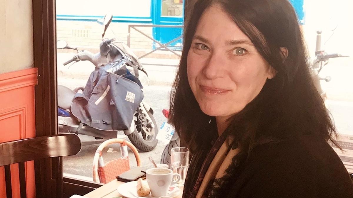 Sydeuropakorrespondent Margareta Svensson