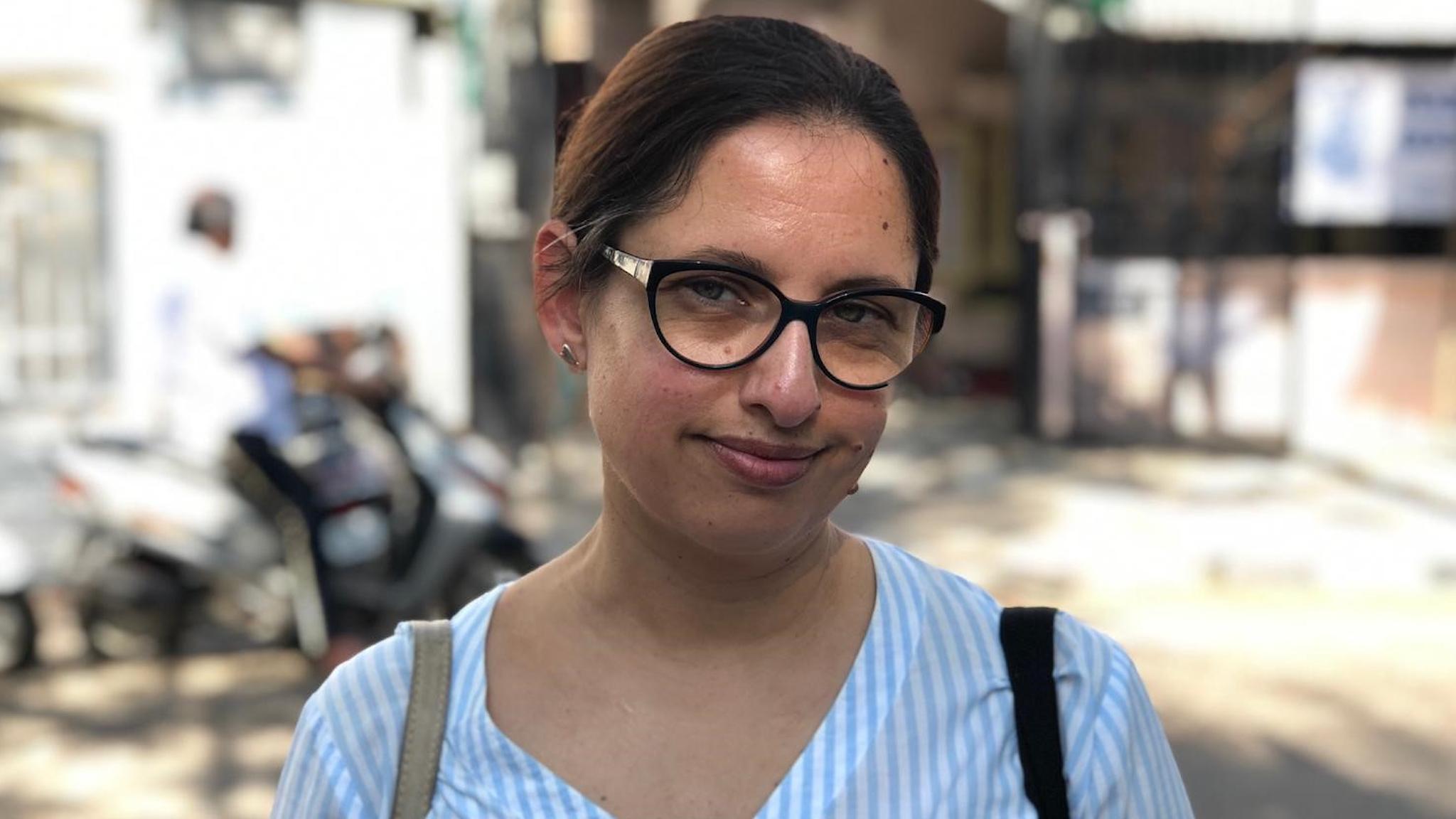 Naila Saleem, Sveriges Radios kulturkorrespondent