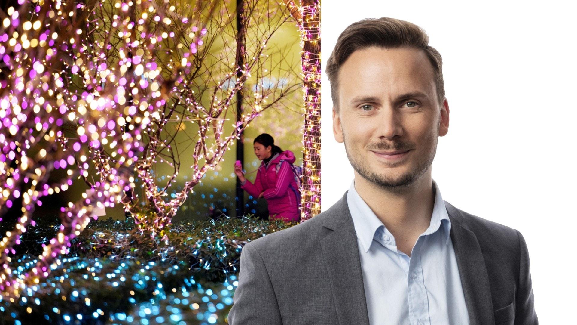 I Kina är julen politisk: Björn Djurberg, Peking