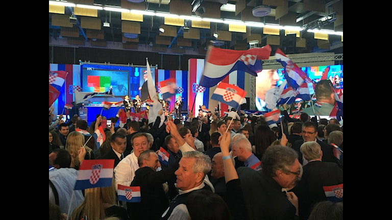 Kroatien fick ny regering i januari.