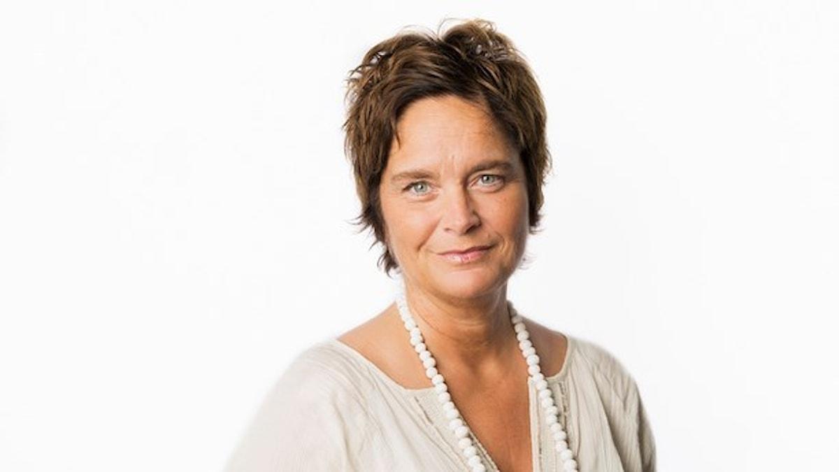 Agneta Furvik Sveriges Radios korrespondent i New York
