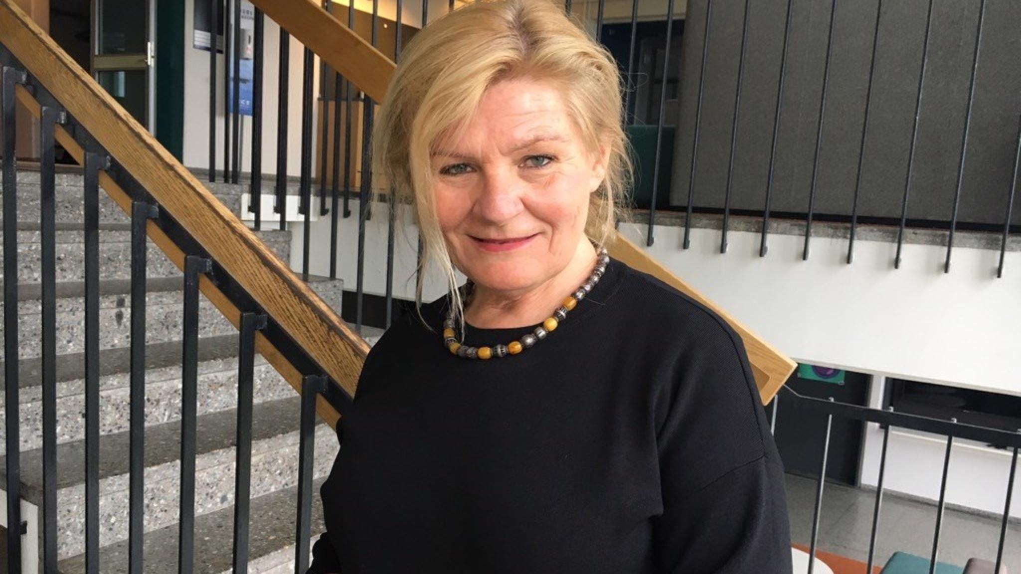 Cecilia Uddén, Radiokorrespondenterna 2019.