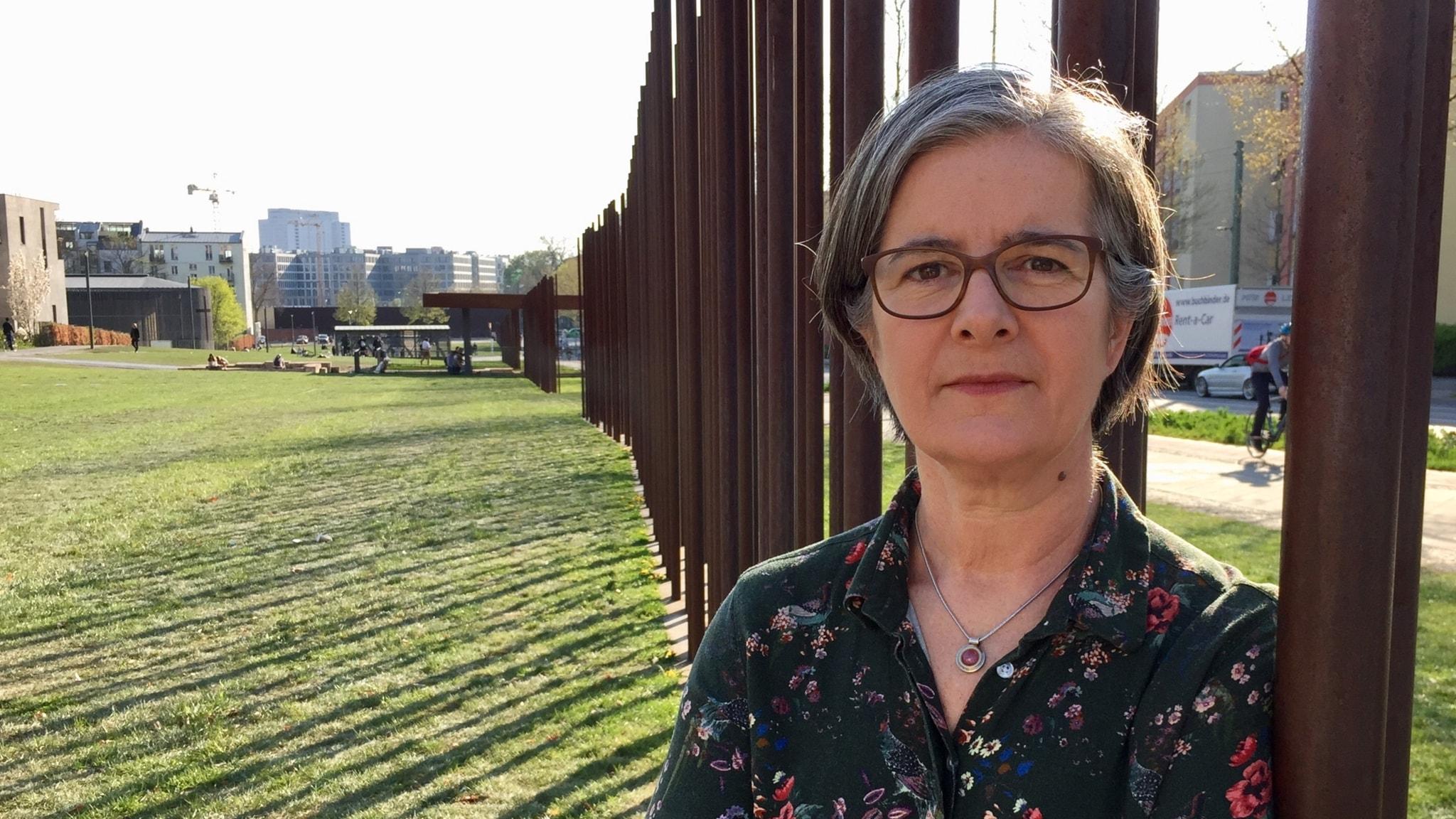 Daniela Marquardt om ett delat Tyskland