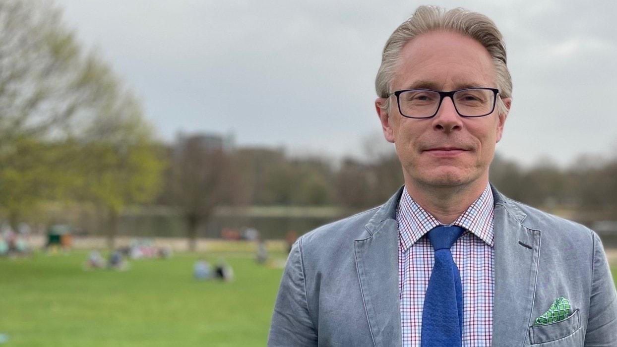 Daniel Alling om Storbritanniens uppgörelse med sig själv