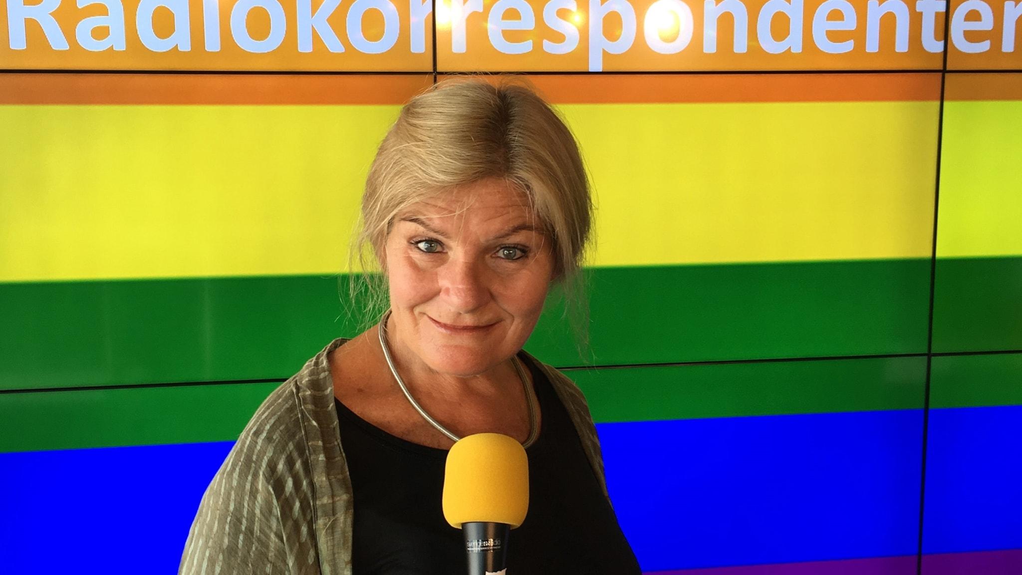 Cecilia Uddén på Kulturhuset