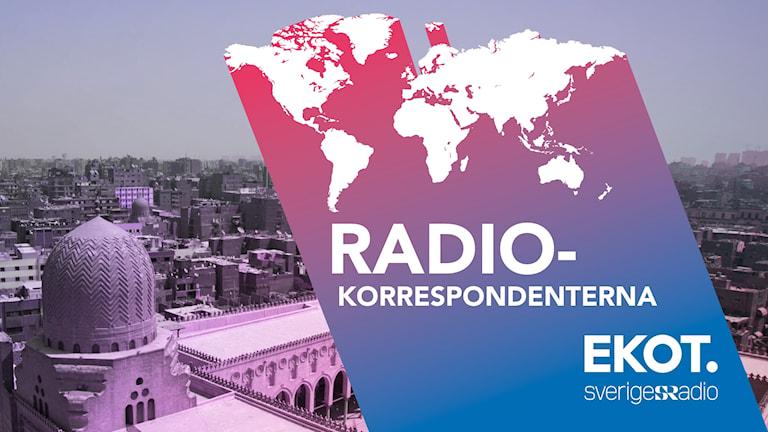 Programbild för Radiokorrespondenterna