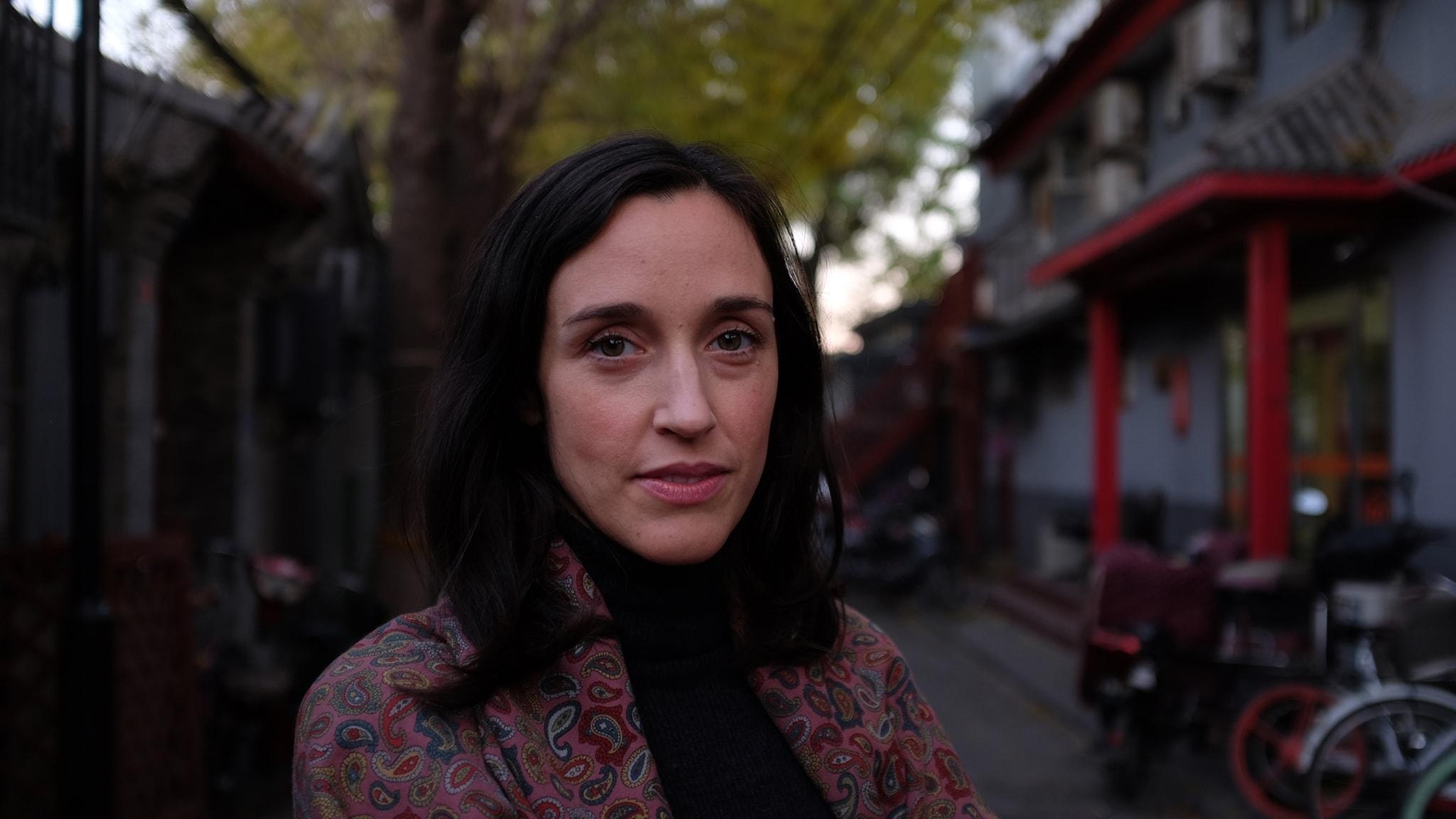 Hanna Sahlberg om hur Xinjiang blev en av världens hårdast övervakade platser