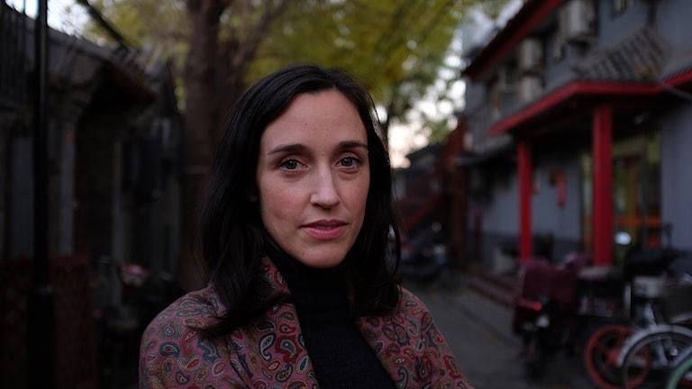 Hanna Sahlberg.