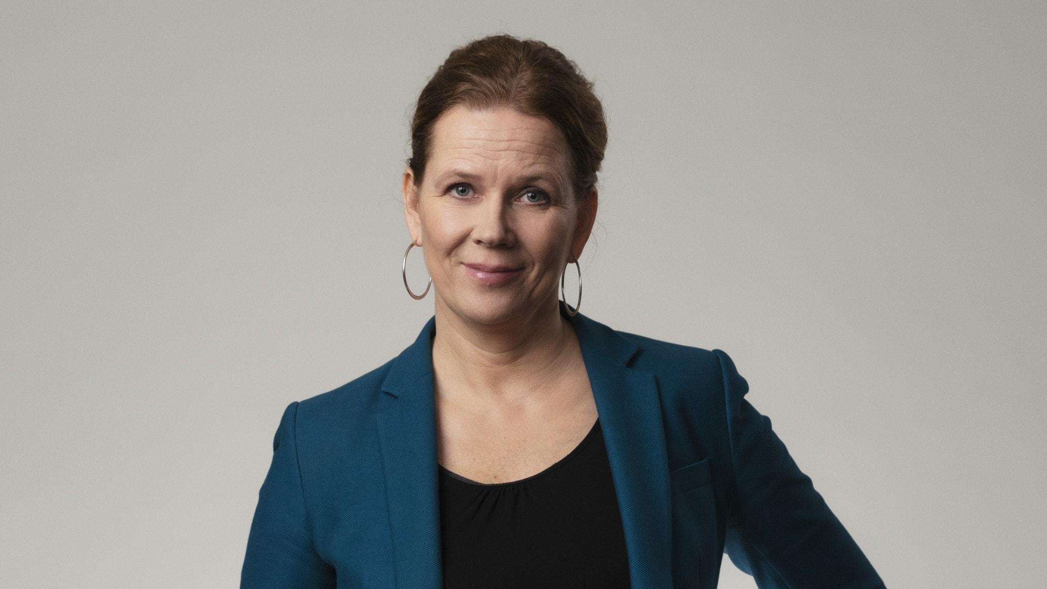 Marie-Louise Kristola  blivande klimatkorrespondent