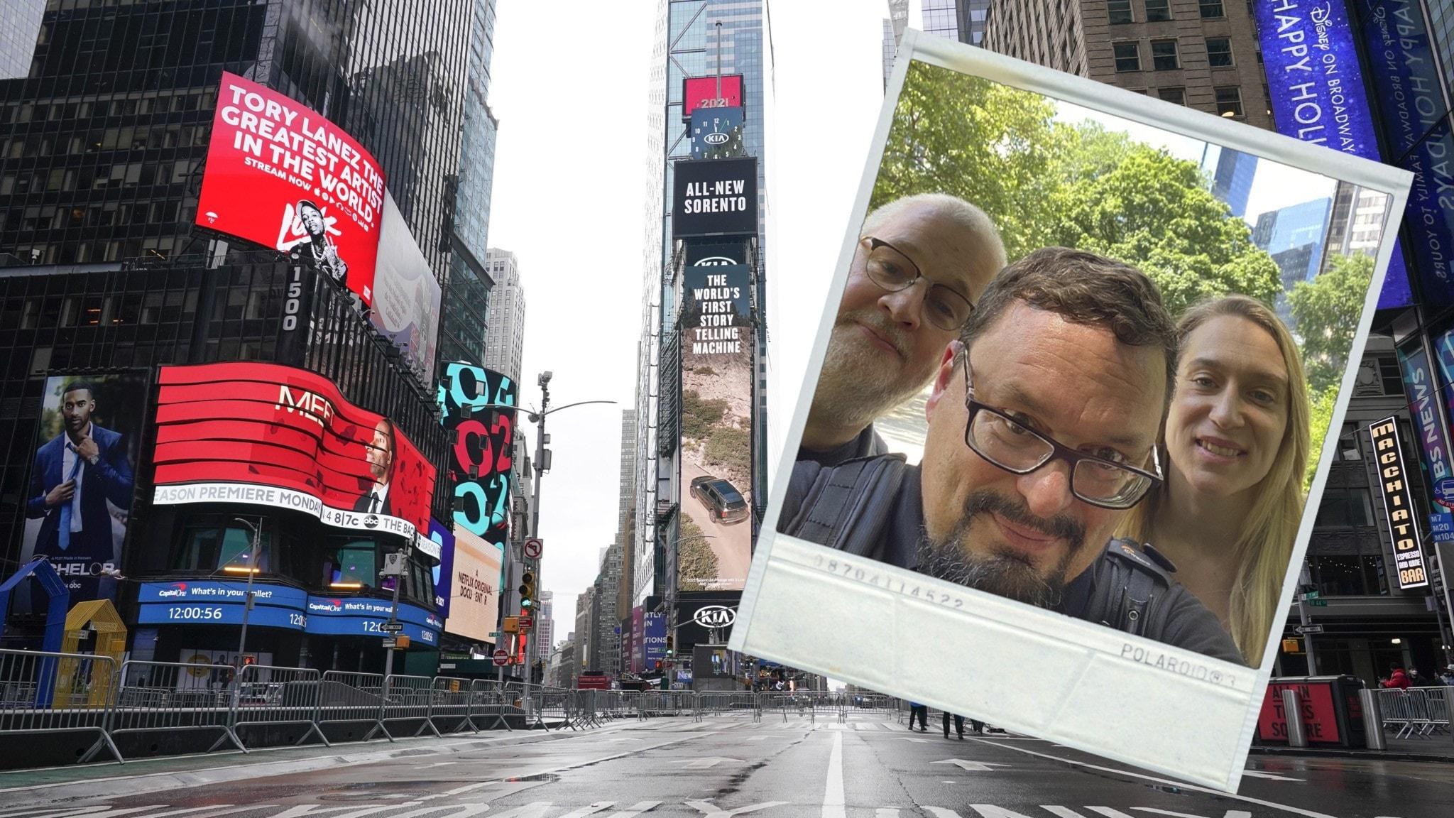 Veckans Radiokorrespondenterna tittar tillbaka på ett märkligt år i New York.