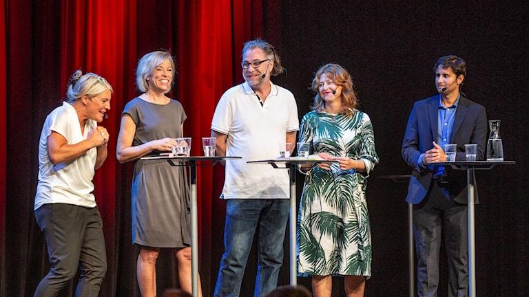 Radiokorrarnas turne 2018 Stockholm
