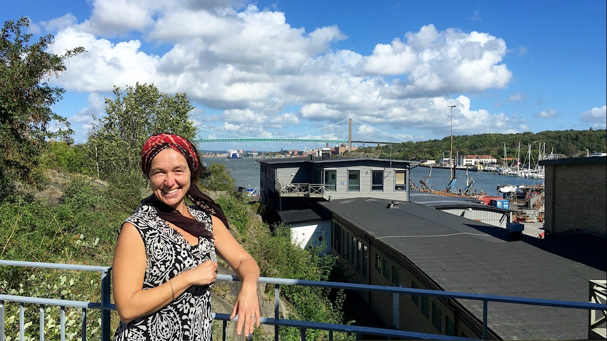 Tonsättaren Paula af Malmborg Ward. Foto: Birgitta Tollan