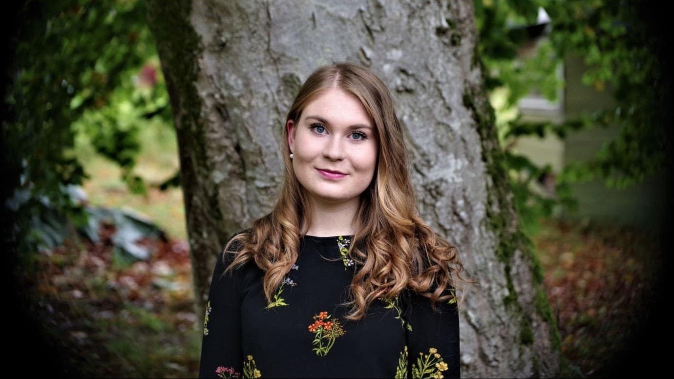 Musikmagasinet Ur Smålands steniga mylla - sopranen Karolina Bengtsson