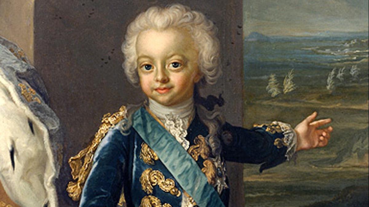 Gustav III. Foto: Sveriges kungahus