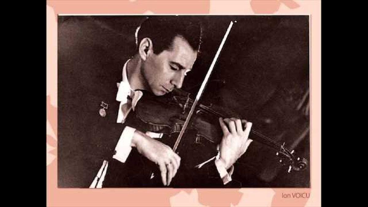 Ion Voicu, romsk, rumänsk violinist