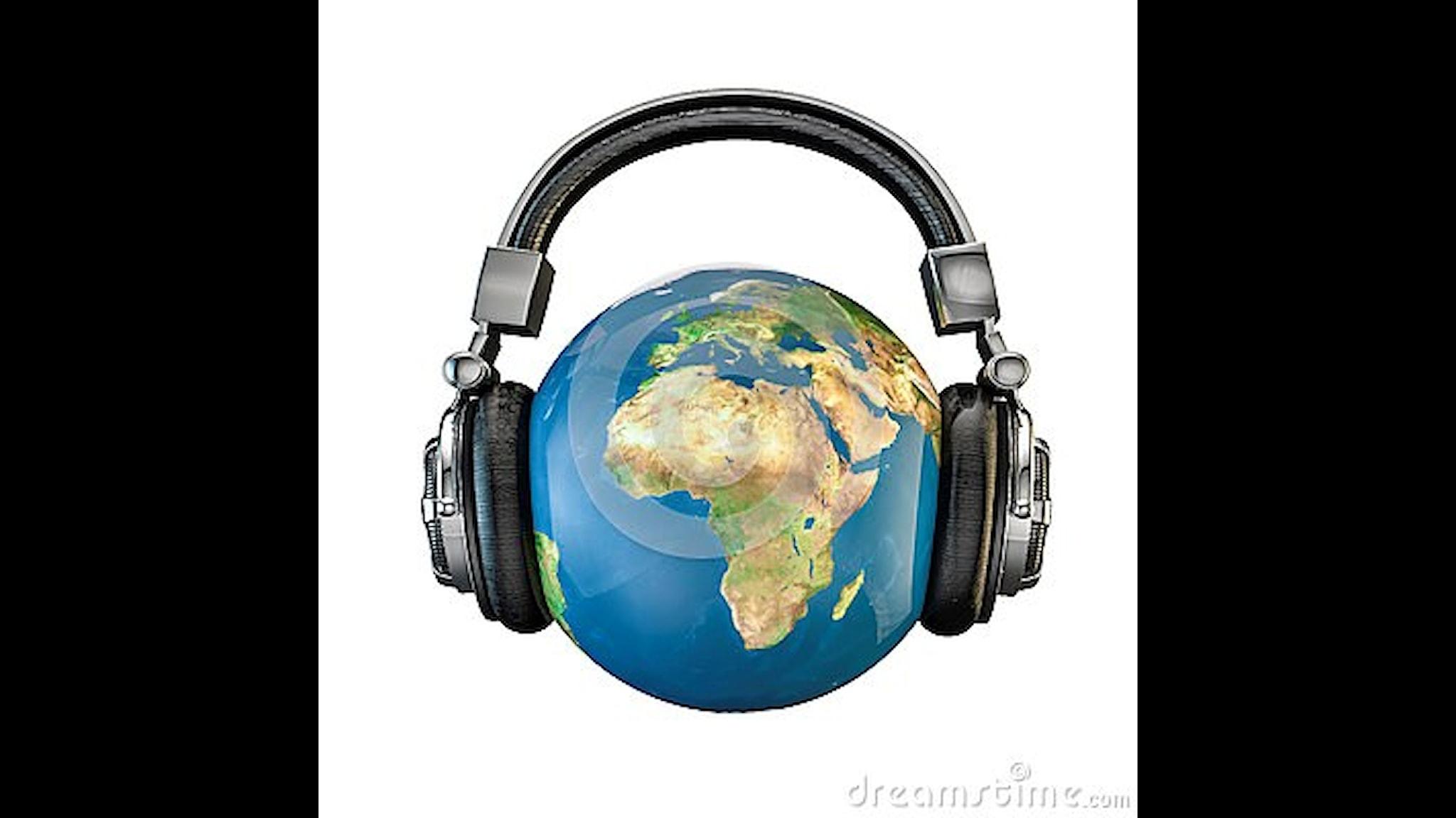 Världsmusik mångkultur