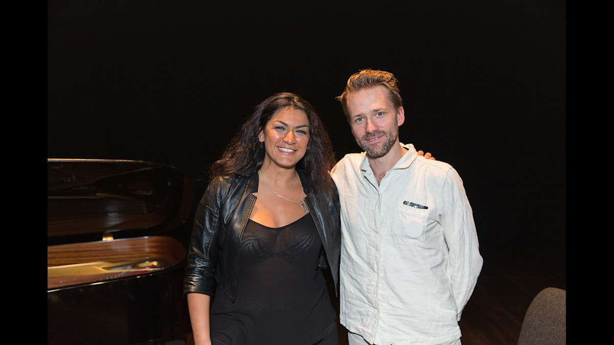 Nadin Al Khalidi, Hans Appelqvist