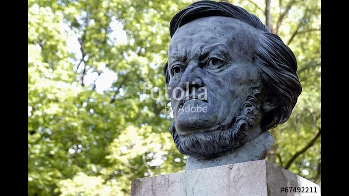 Richard Wagner Free picture från Fotolia