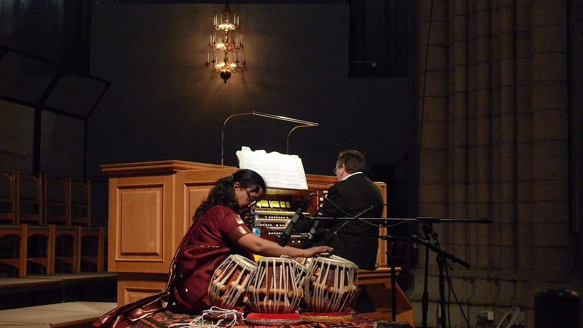 Suranjana Ghosh och Andrew Canning