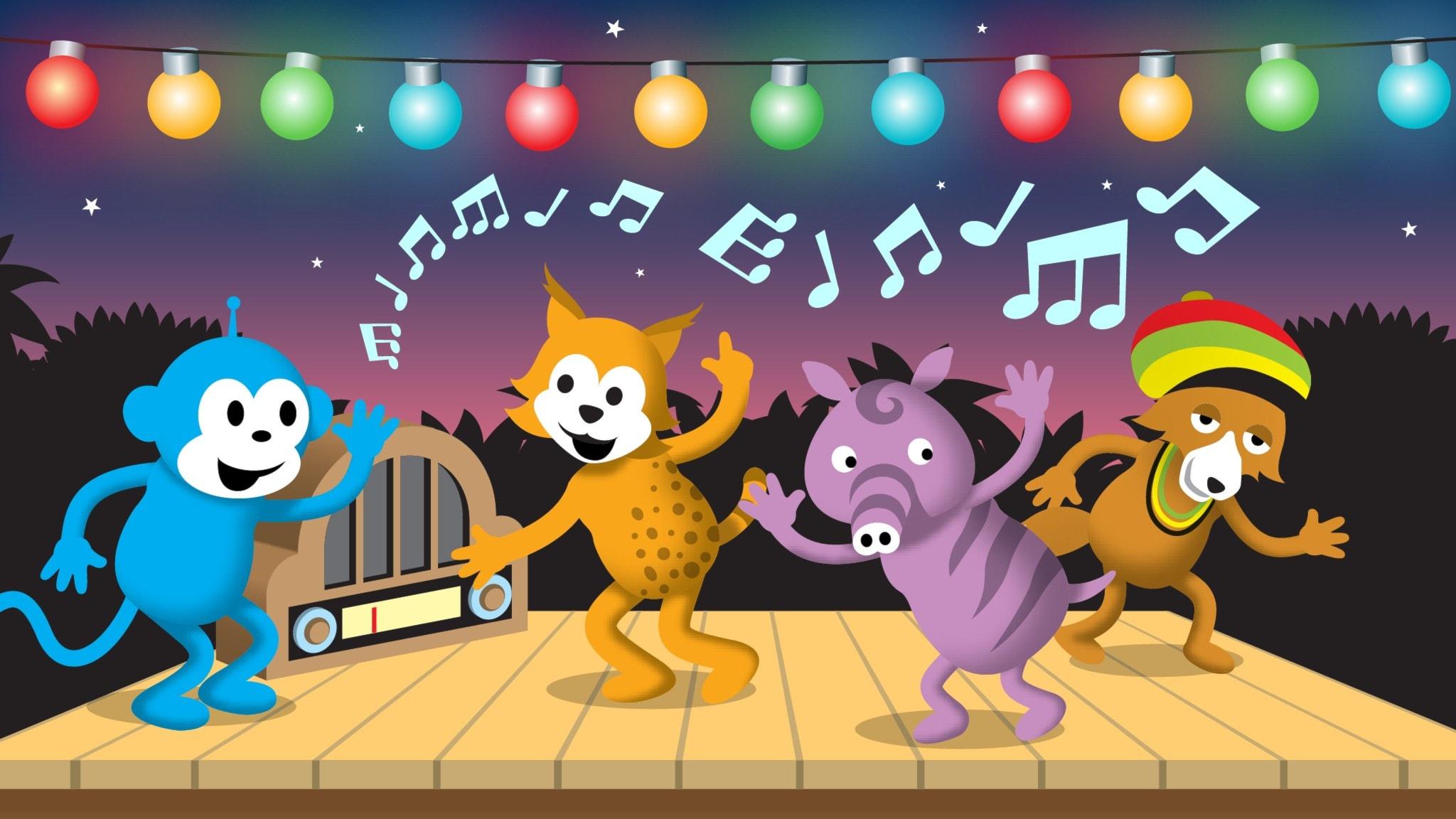 Dans och musik
