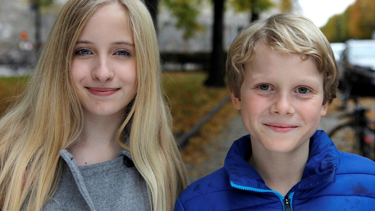 Sanningen enligt Gunnar och Molly: Jag ska dö med badbrallorna på