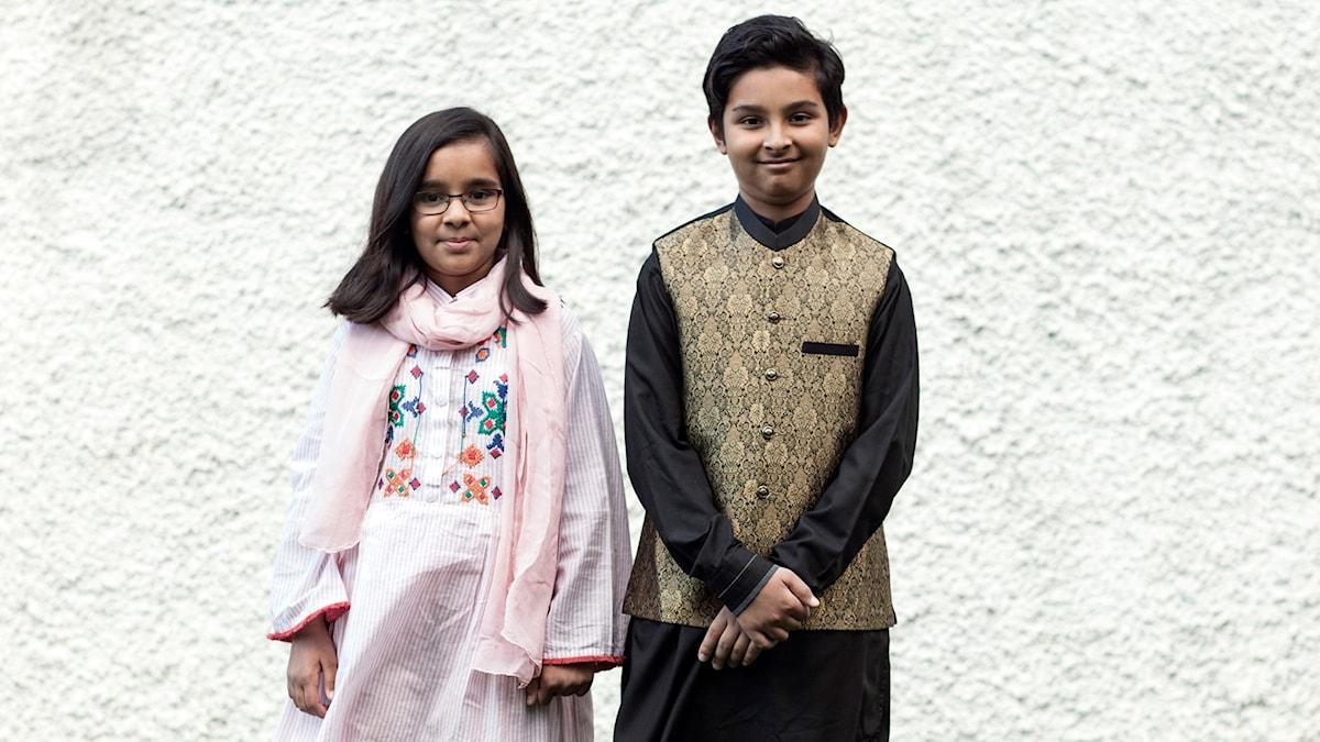 Högtider: Ramadan med Omer, Mawia, Hassan och Ibrahim