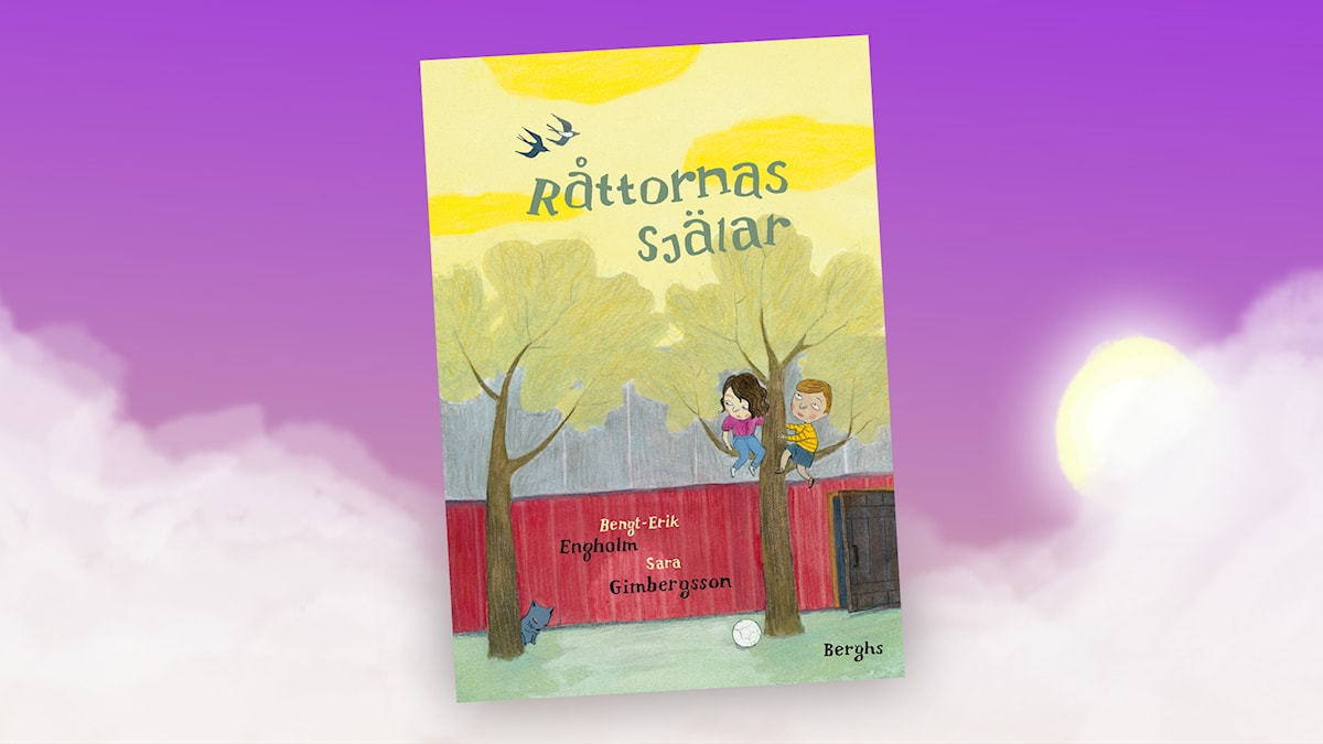 Råttornas själar av Bengt-Erik Engholm och Sara Gimbergsson (Berghs bokförlag)